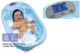 אמבטיה עם צג דיגטלי משקל/חום